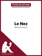 Le Nez de Nikolaï Gogol (Fiche de lecture)