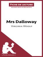 Mrs Dalloway de Virginia Woolf (Fiche de lecture)