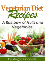 Vegetarian Diet Recipes