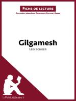 Gilgamesh de Léo Scheer (Fiche de lecture)
