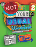 Not Your Usual Workbook, Grade 2