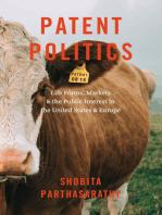 Patent Politics
