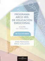 Programa Arco Iris Educación Emocional: ESO y Bachillerato de 12 a 18 años