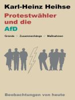 Protestwähler und die AfD
