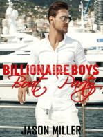 Billionaire Boys Boat Party