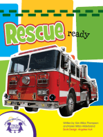 Rescue Ready Sound Book