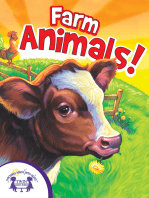 Know-It-Alls! Farm Animals