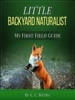 Little Backyard Naturalist