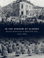 In the Shadow of Slavery