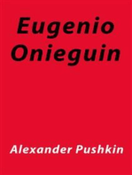 Eugenio Onieguin