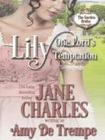 Lily, One Lord's Temptation (The Garden Brides #1)