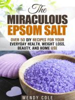 The Miraculous Epsom Salt