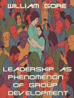 Leadership as Phenomenon of Group