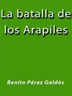 La batalla de los Arapiles