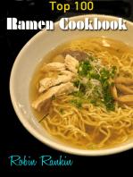 Top 100 Ramen Cookbook