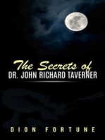 The Secrets of Dr. John Richard Taverner