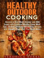 Healthy Outdoor Cooking