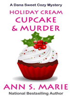 Holiday Cream Cupcake & Murder (A Dana Sweet Cozy Mystery Book 5)