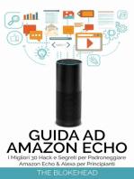 Guida ad Amazon Echo