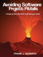 Avoiding Software Project Pitfalls