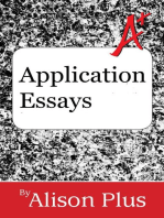 Application Essays