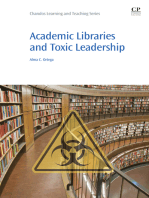 Academic Libraries and Toxic Leadership