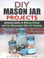 DIY Mason Jar Projects