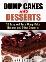 Dump Cakes and Desserts