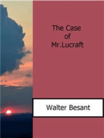 The Case of Mr.Lucraft