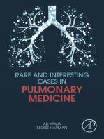 Rare and Interesting Cases in Pulmonary Medicine