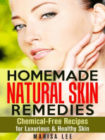 Homemade Natural Skin Remedies