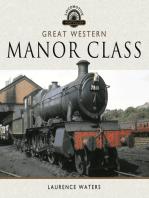 Great Western Manor Class