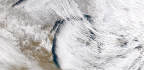 The Grand Collisions That Make Snownadoes & Arctic Sea Smoke