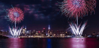 Why Fireworks Displays Can't Include a Perfect Red, White, and Blue
