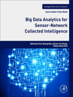 Big Data Analytics for Sensor-Network Collected Intelligence
