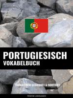 Portugiesisch Vokabelbuch