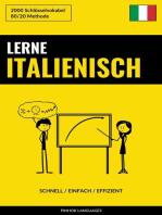 Lerne Italienisch
