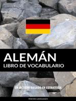 Libro de Vocabulario Alemán: Un Método Basado en Estrategia