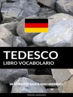 Libro Vocabolario Tedesco