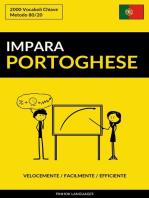 Impara il Portoghese