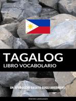 Libro Vocabolario Tagalog
