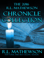 The 2016 R.L. Mathewson Chronicles