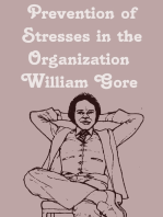 Prevention of Stresses in the Organization