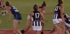 Women's Australian Football Competition Bursts onto National Stage at Last
