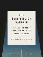 The $650 Billion Bargain
