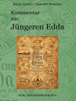Kommentar zur Jüngeren Edda