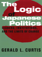 The Logic of Japanese Politics