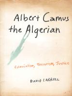 Albert Camus the Algerian