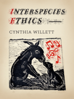 Interspecies Ethics
