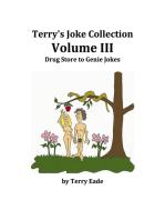 Terry's Joke Collection Volume Three